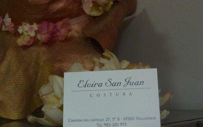 ¡¡ Elvira San Juan Costura, os desea una feliz primavera !!